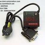 Micro Scan ยี่ห้อ Microscan รุ่น MS-3 พร้อมคีย์บอร์ด รุ่น IB-3 PC (Used)