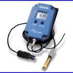 เครื่องวัดคุณภาพน้ำ pH/EC/TDS Hanna Grochek Combo Monitor HI 991404 pH EC TDS Meter - gro chek hydroponics (pre-order) from USA