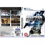 PC: Alpha Protocol (2 DVDS)