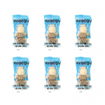 PET2GO ขนมขัดฟันสุนัข CROCGY รสนม 18g (6 ตัว/ชุด)