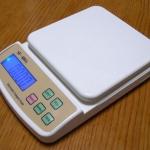 เครื่องชั่ง ดิจิตอล ตาชั่งดิจิตอล เครื่องชั่งอาหาร เครื่องชั่งน้ำหนัก DIgital balance Scale 1kg ความละเอียด 0.1g SF-400A เกรด A