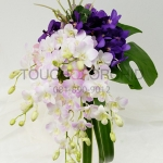 แจกันดอกไม้ Anna Blue รหัส 3021