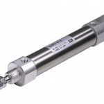SMC Double Action Pneumatic Pin Cylinder, CDJ2B16-30Z-M9BS-B