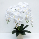 แจกันดอกไม้ประดิษฐ์ฟาแลน รหัส 4016