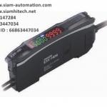 Fiber Optic Sensor ยี่ห้อ Omron รุ่น E3X-HD11 (New)