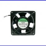 """พัดลมระบายความร้อน พัดลมระบายอากาศ 220-240VAC 2850/3150 RPM 22/21W 4.5"""" DP200A 2123XBL.GN"""