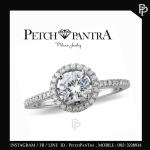 แหวนเพชรCZ ตัวเรือนทำจากอะไร แข็งแรงและสวยหรูขนาดไหน