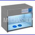 ตู้ตรวจเช็คสี เครื่อตรวจเช็คสี Color Matching Cabinet 7 light sources: D65 TL84 UV F CWF U30 A Size:71*54*63cm Customizable Color (Make to order 2 week)