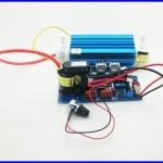 เครื่องผลิตโอโซน ใช้ได้ทั้งน้ำและอากาศ ผลิตโอโซนอากาศ ผลิตโอโซนน้ำให้มีโอโซนบริสุทธิ์ DIY 220v 5g Ozone Air/water generator