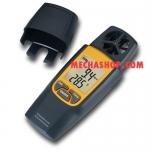 เครื่องวัดลม วัดความเร็วลม วัดอุณหภูมิDigital Vane Anemometer Thermometer Speed Velocity