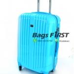 กระเป๋าล้อลากสีฟ้า เนื้อ PC ไซด์ พิเศษ 22 นิ้ว