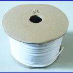 ท่อมาร์คสายไฟ ท่อปอกสายไฟ ท่อ PVC มาร์คสายไฟฟ้า ท่อสลิปสายไฟ สำหรับเครื่องพิมพ์ปลอกสายไฟ PVC Pipe for tube printer (ท่อขนาด 1Sq.mm วงใน 2.5mm )