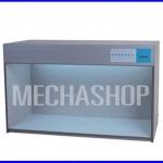ตู้ตรวจเช็คสี เครื่องเช็คสี เครื่องตรวจสี Extra Large Color Matching Cabinet 6 light sources: D65 TL84 UV F CWF U30 Size:131*62*80cm Customizable (Make to order 2 week)