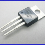 Power Mosfet ไอซีสำหรับโซล่าชาร์ทเจอร์ IRF2804 TO-220 HEXFET Power MOSFET
