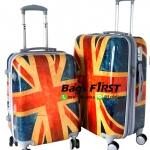 กระเป๋าเดินทาง ล้อลาก เนื้อPc ขนาด 24 นิ้ว