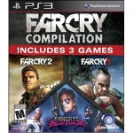 PS3: Farcry Complilation (Z All) [ส่งฟรี EMS]
