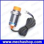 อินดักทีฟพรอกซิมิตี้เซนเซอร์ เซนเซอร์ตรวจจับโลหะ ขนาด 30MM ระยะตรวจจับ 15mm Inductive Proximity Sensor Switch NO+NC NPN LJ30A3-15-Z/CX 4-WIRES DC6-36V