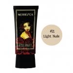 Merrez'Ca Perfection Matte Color BB Cream SPF50/PA++ #21 Light Nude