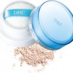 DHC Platinum White base make up lucent powder 15g(สี22407) แป้งฝุ่นสำหรับคนผิวค่อนข้างขาว เป็นเบสในตัว หน้าเนียนใสค่ะ