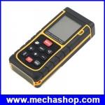 เครื่องมือวัดระยะ เลเซอร์วัดระยะดิจิตอล 80m Laser distance meter Bubble level Tape measure Area/volume M/Ft/in tool Rangefinder