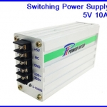 สวิทชิ่งเพาเวอร์ซัพพลาย Switching Power supply 5V 10A 60W