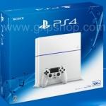 PS4: Console 500GB - White (ประกันศูนย์ไทย) [ส่งฟรี EMS]