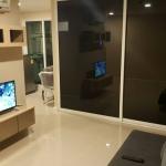 ให้เช่า JW Condo@Donmuang 35 ตรม. ชั้น 8 ห้องมุม