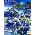 PSVita: SD Gundam G Generation Genesis (Z3)-ENG [ส่งฟรี EMS]