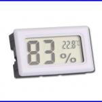 เครื่องวัดความชื้น เครื่องวัดอุณหภูมิ -50°C~70°C Digital LCD Thermometer & Hygrometer Temperature Humidity Meter