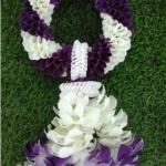 พวงมาลัยดอกไม้สด ขนาดพิเศษ รหัส 3505