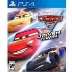PS4: Cars 3 - Driven to Win (Z3) [ส่งฟรี EMS]