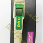 เครื่องวัดความเข้มข้นปุ๋ย เครื่องวัด EC TDS, ไฮโดรโปนิกส์ (EC CF PPM Meter) รุ่น EC-1385