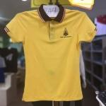 เสื้อโปโลเหลือง size M (หญิง)