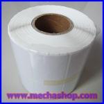 สติกเกอร์ บาร์โค้ด สติกเกอร์สำหรับพิมพ์บาร์โค้ด Label Paper 35mmX25mmX 3000pcs (จำนวน3000ดวง)
