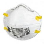 หน้ากากป้องกันฝุ่น ละออง และสารเคมี 3M-8210 N95