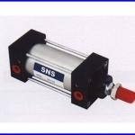 กระบอกลม SC50X25 Bore size50 Standard cylinder SC series
