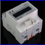วัตต์มิเตอร์ LCD DDS238-4 Single-phase DIN-rail type Watt-hour Meter 50Hz (สั่งซื้อจำนวนมากโทรสอบถาม ราคาพิเศษ)