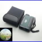 กล้องส่องสนามกอล์ฟ กล้องวัดระยะสนามกอล์ฟ เลเซอร์ 10X 25mm Rangefinder Dropshipping Golf Finder Monocular Laser Range Finder