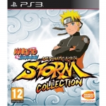PS3: Naruto Shippuden Ultimate Ninja Storm Collection (Z2) [ส่งฟรี EMS]
