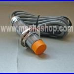 พร็อกซิมิตี้เซนเซอร์ ตรวจจับวัตถุโลหะ และอโลหะ M18 Metal Housing Capacitive proximity sensor Capacity proximity switch model: LJC18A3-B-Z/BX