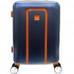 กระเป๋าเดินทาง รหัส 5509 สีน้ำเงิน ขนาด 28 นิ้ว