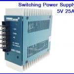 สวิทชิ่งเพาเวอร์ซัพพลาย Switching Power supply 5V 25A 138W
