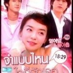 18VS29 จำแบบไหนใจก็รักเธอ 8 แผ่น DVD พากย์ไทย
