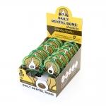 PET2GO ขนมขัดฟันสุนัข เดลี่ เดนทัลโบน รสคลอโรฟิลล์ 2x11g (12ชิ้น/กล่อง)