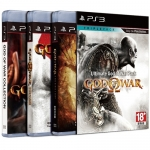 PS3: Ultimate God of War Pack (Z3) [ส่งฟรี EMS]