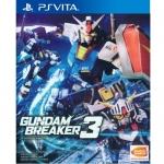 PSVita: Gundam Breaker 3 (Z3) - ENG [ส่งฟรี EMS]