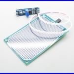 เซนเซอร์ตรวจจับฝนตก เซนเซอร์ฝนตก Rain detection sensor Condensation sensor
