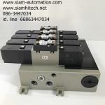 VFS2200-5FZ-0 SMC Solenoid Valve (ชุด4ตัว)