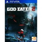 PSVita: God Eater 2 Rage Burst (Z3) - Eng [ส่งฟรี EMS]