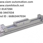 Rodless Cylinder ยี่ห้อ SMC รุ่น MY1B16-100A (Used)